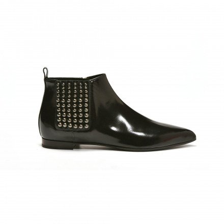 A 63710 Boots veau vernis Sergio Rossi
