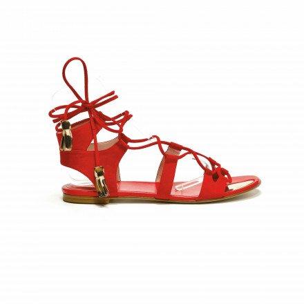 Roman Flat sandales Stuart Weitzman
