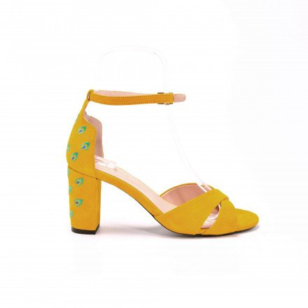 #2 paon yellow Narae