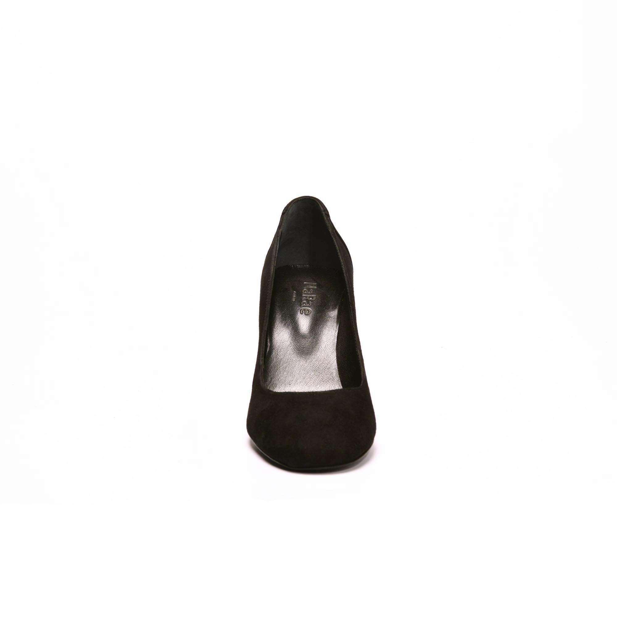 Escarpin #17 Paon Noir Narae