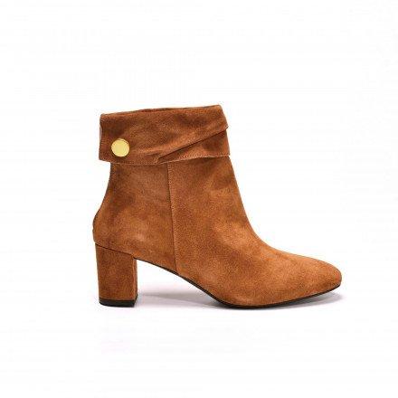 Boots cognac #14 Narae