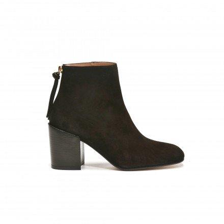 Coban boots noir Stuart Weitzman