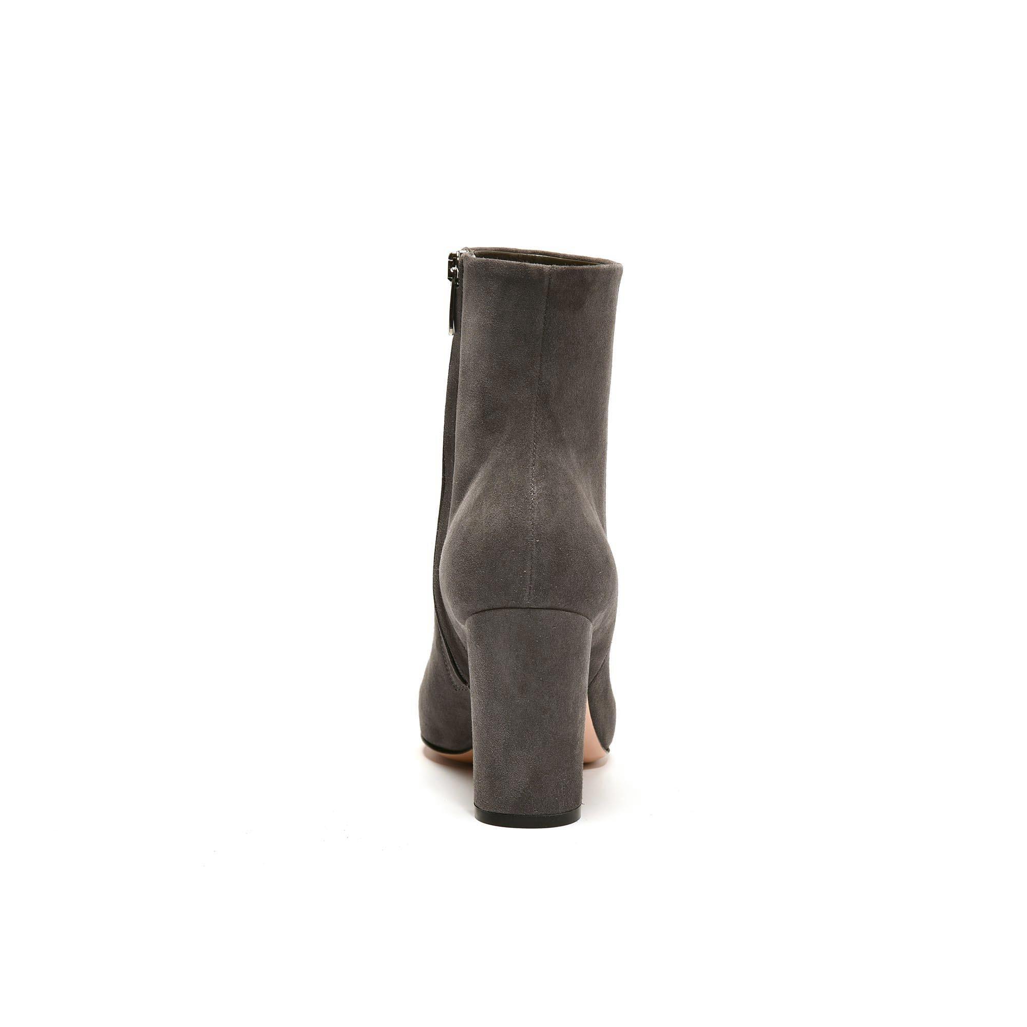 Piper Boots talon gris Gianvito Rossi
