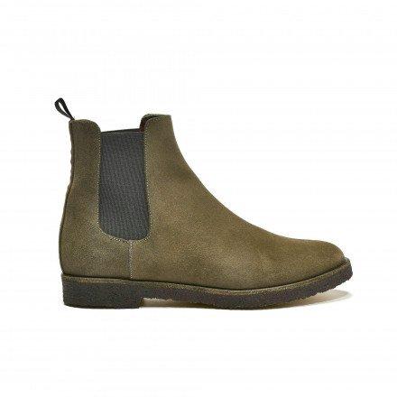 boots boots kaki Avril Gau