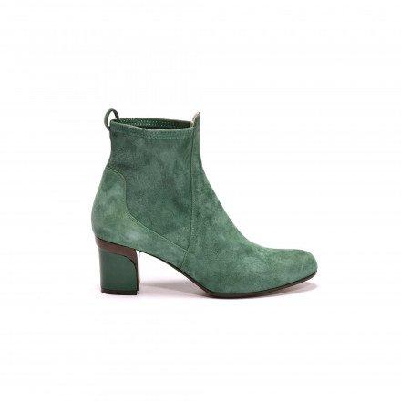 Margaux 2 boots eau Violet Tomas