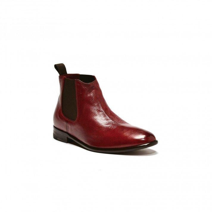 8463 Boots plates Bordeaux sturlini