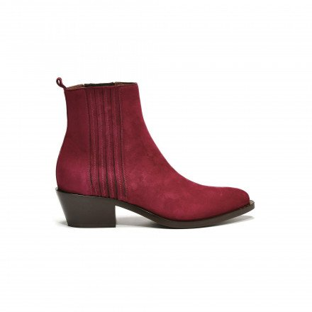 SARTORE 3417 BOOTS FRAMBOISE