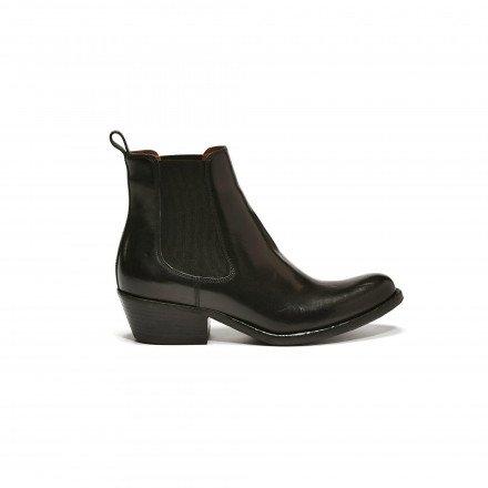 3434L Boots noires Sartore