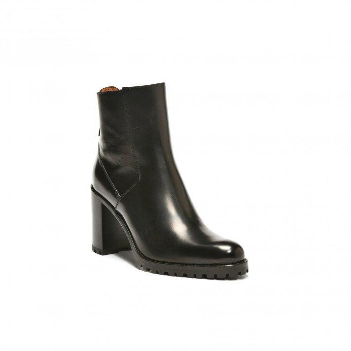 3442  boots noires Sartore