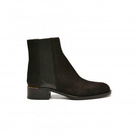 3460 Boots noires Sartore