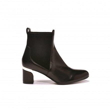 Margaux 2 boots noir Violet Tomas