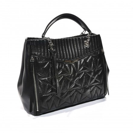 Helia Shopper noir Jimmy Choo