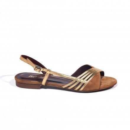 Platine sandale Avril Gau