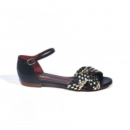 Paloma sandales plates Avril Gau