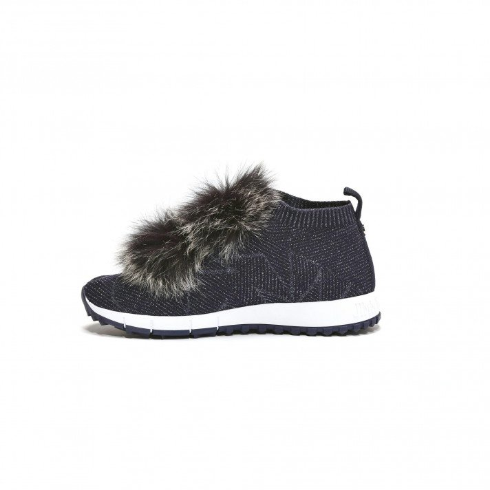 Norway Basket pompons Jimmy Choo