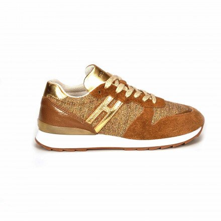 HXW 2610PN BASKETS CAMEL HOGAN