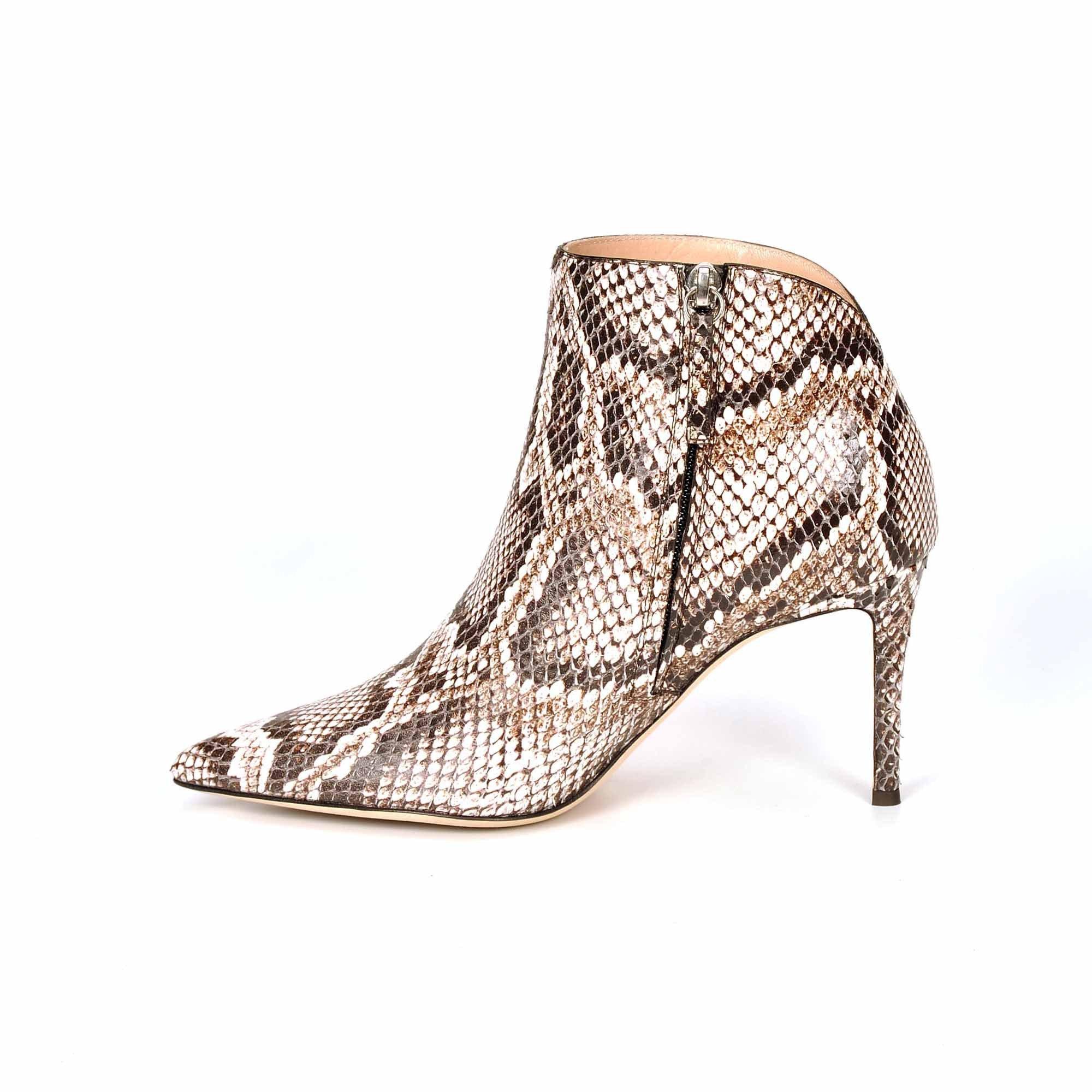 Formal boots python giuseppe Zanotti