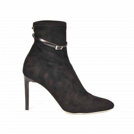 Bimba boots strech noires Giuseppe Zanotti