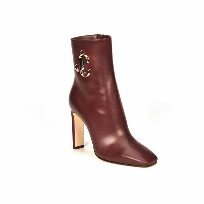 MINORI 100 BORDEAUX JIMMY CHOO