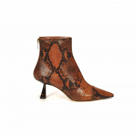 KIX BOOTS CUOIO MARRON JIMMY CHOO