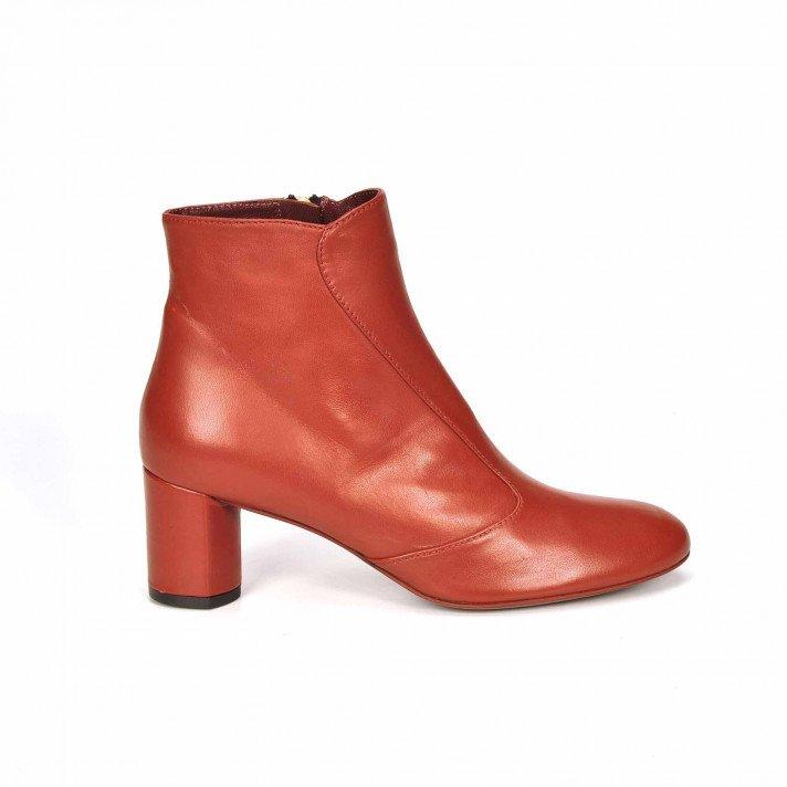SOSIE CUIVRE Boots Avril GAU