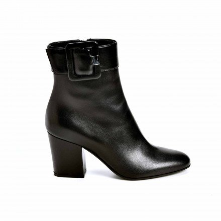 A85851 BOOTS NOIRES SERGIO ROSSI
