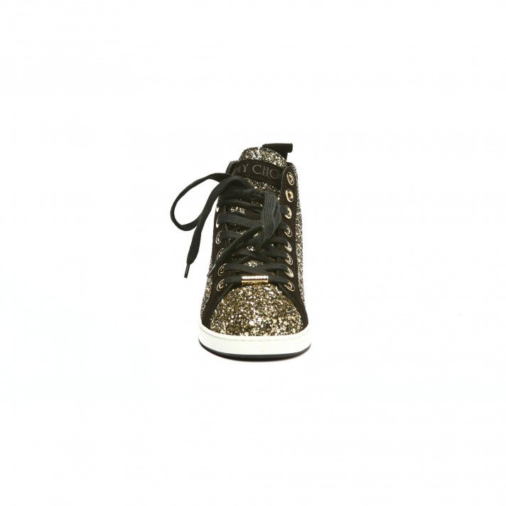 Colt Mix Or/noir Jimmy Choo