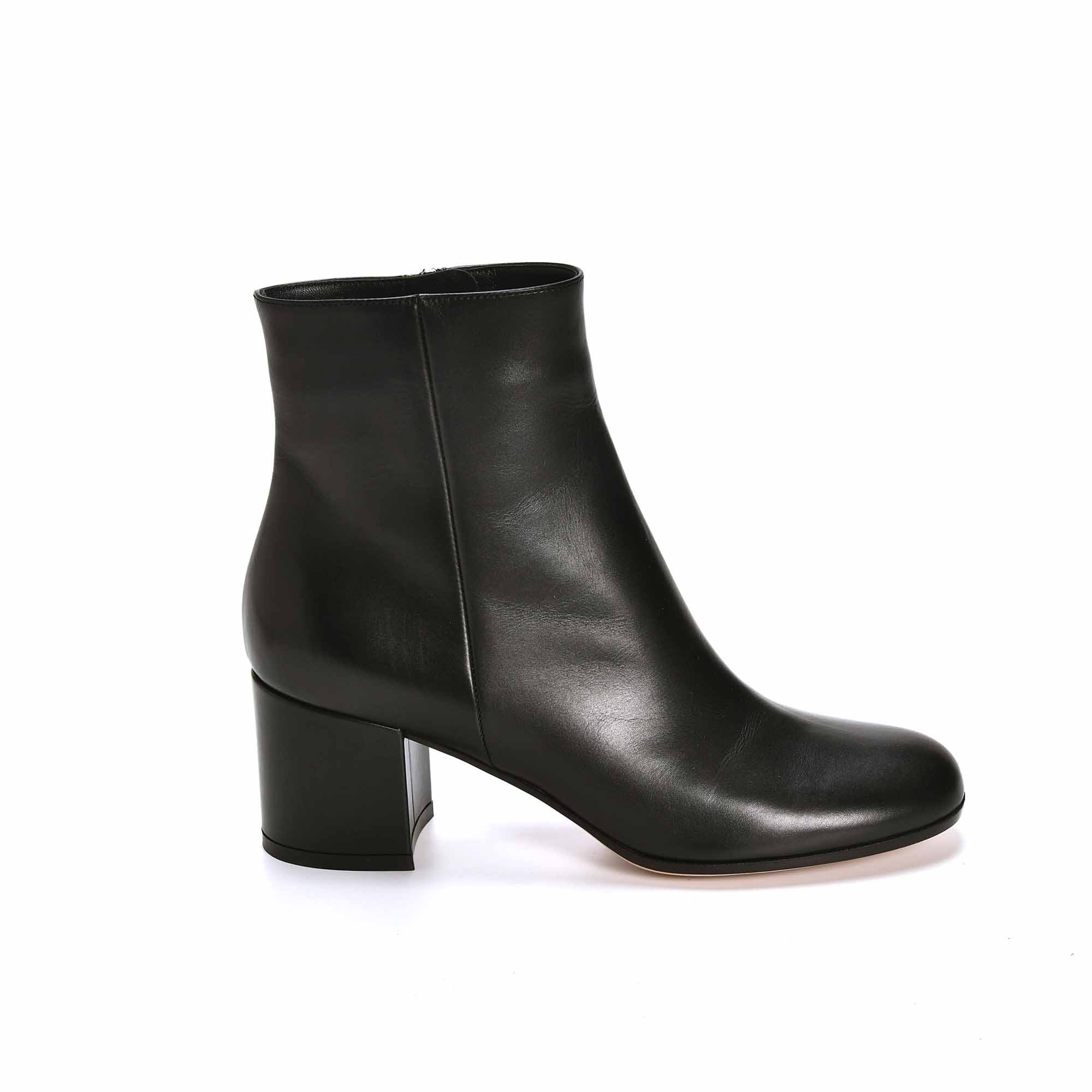 MARGAUX  BOOTS NOIRES GIANVITO ROSSI