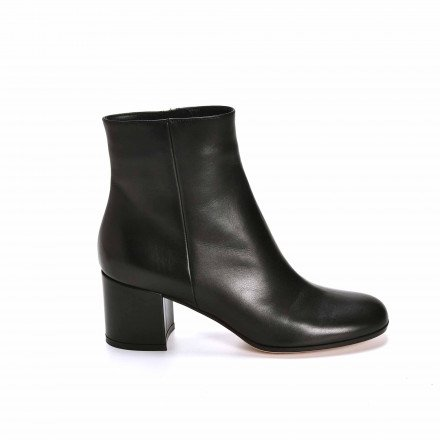 Margaux Boots Noires Gianvitto Rossi