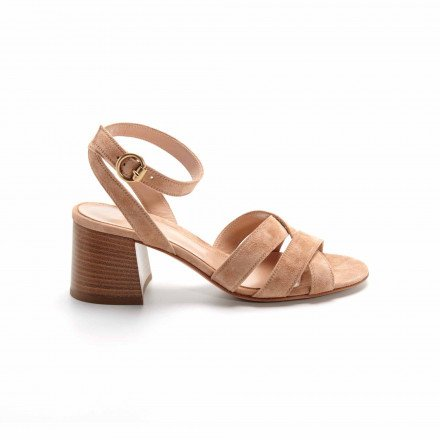 G31622 SANDALES NUDE GIANVITO ROSSI