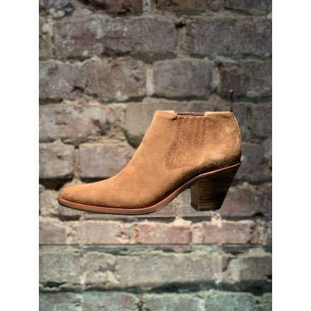 JANE 7 LOW CHELSBOOT CIGARE
