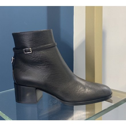 A 95770 BOOTS NOIRS SERGIO ROSSI