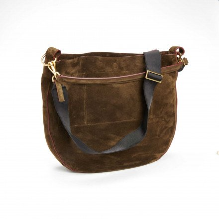 TINOS GRAND SAC BANDOULIERE MOUSSE AVRIL GAU