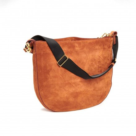 TINOS GRAND SAC BANDOULIERE ROUILLE AVRIL GAU