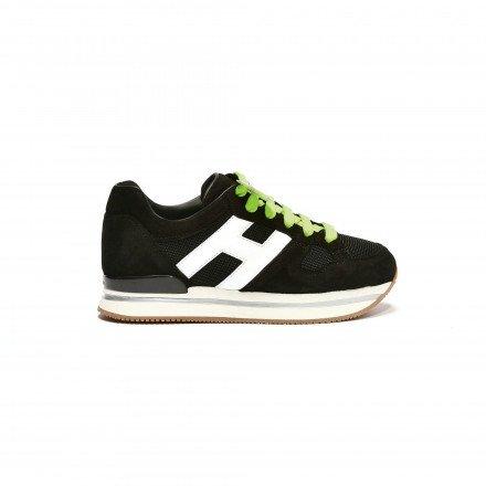 HXW2220 Noir Fluo Hogan